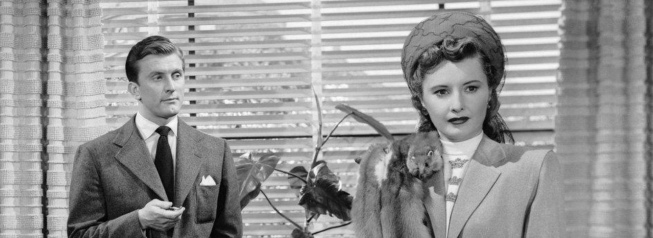 Кино: «Странная любовь Марты Айверс»