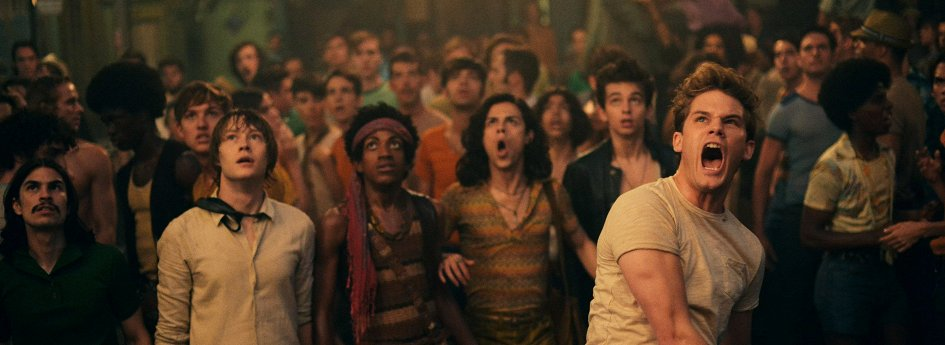 Кино: «Стоунволл»