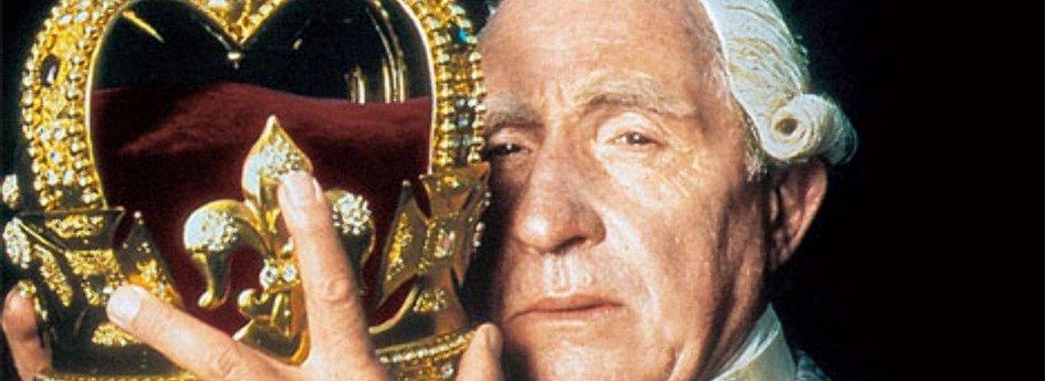 Кино: «Безумие короля Георга»