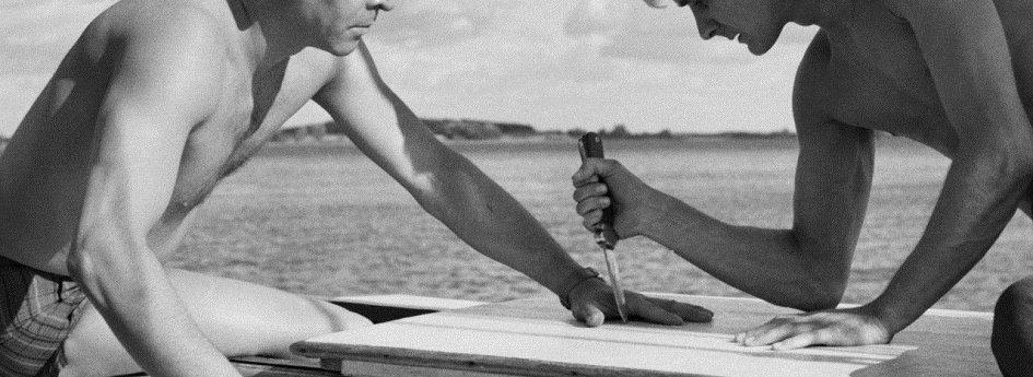 Кино: «Нож в воде»