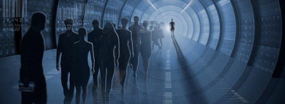 Кино: «THX 1138»