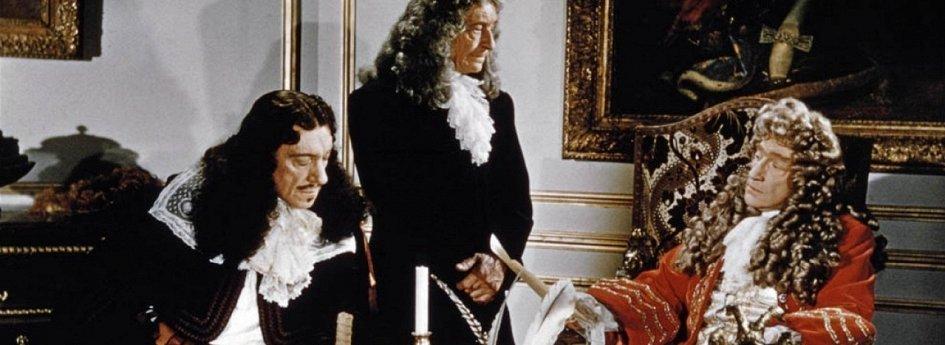 Кино: «Когда б Версаль поведал мне»