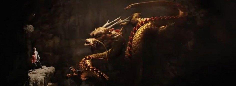 Кино: «Последний дракон: В поисках магической жемчужины»