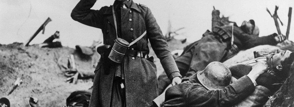 Кино: «Западный фронт, 1918 год»