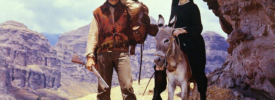 Кино: «Два мула для сестры Сары»
