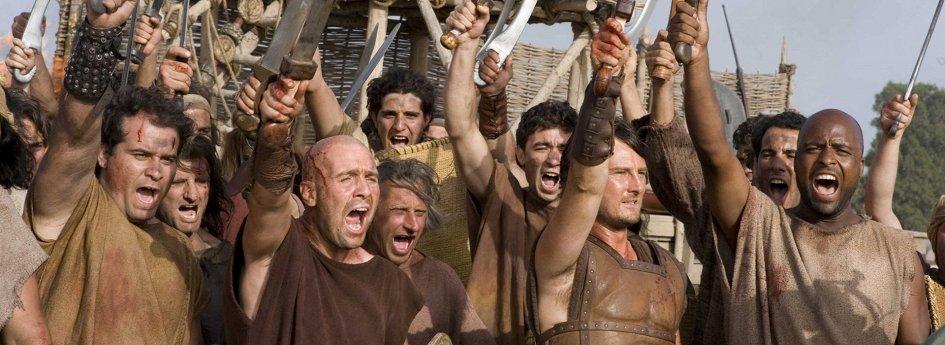 Кино: «Восстание гладиаторов»