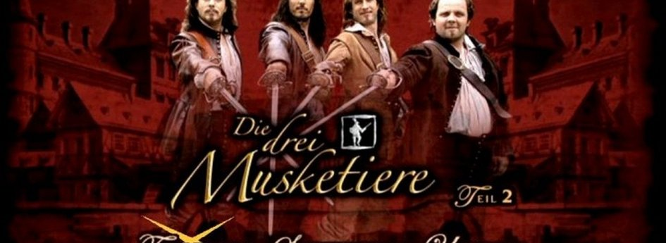 Кино: «Д'Артаньян и три мушкетера»