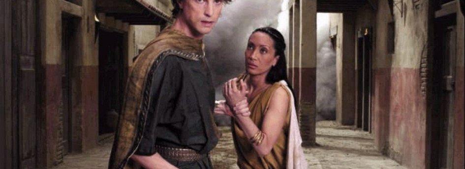 Кино: «Последний день Помпеи»