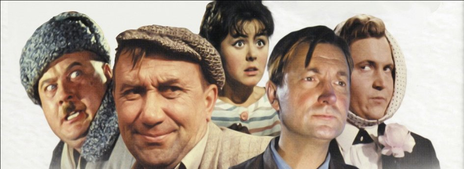 Кино: «Операция «Ы» и другие приключения Шурика»