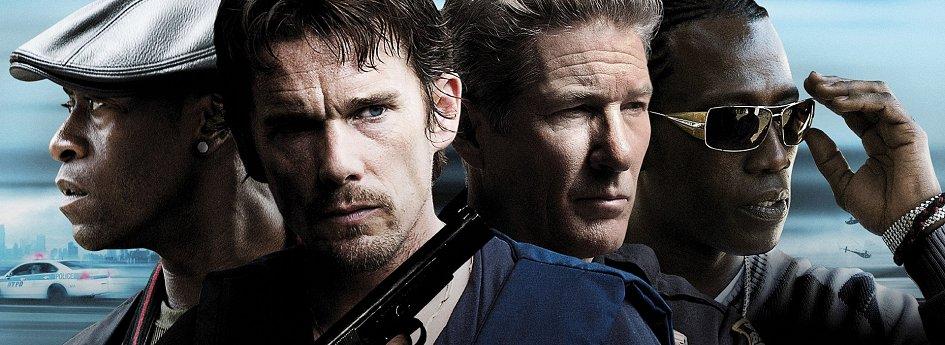 Кино: «Бруклинские полицейские»