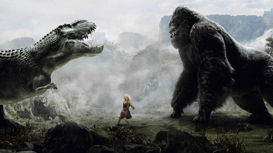 Кинконг против тиранозавра смотреть онлайн