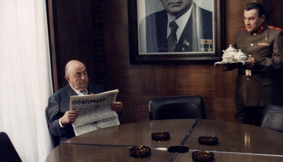 Кино: «Твист снова в Москве»