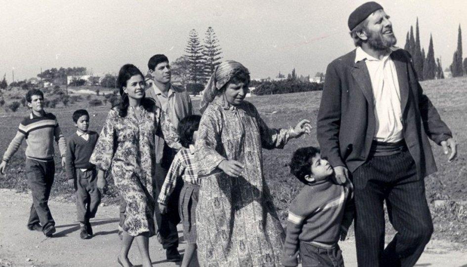 Кино: «Салах Шабати»