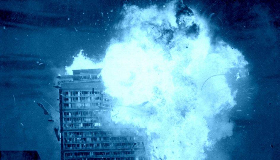 Кино: «Прикосновение медузы»