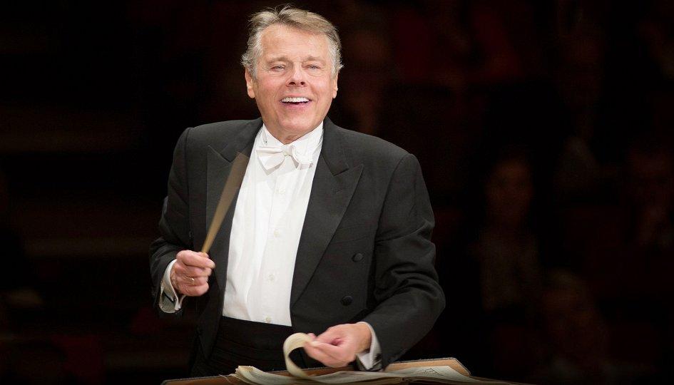Концерты: Симфонический оркестр Баварского радио. Дирижер Марис Янсонс