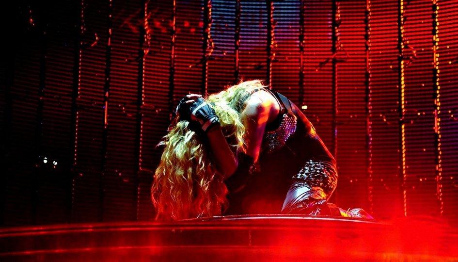 Кино: «Madonna: Sticky & Sweet Tour»