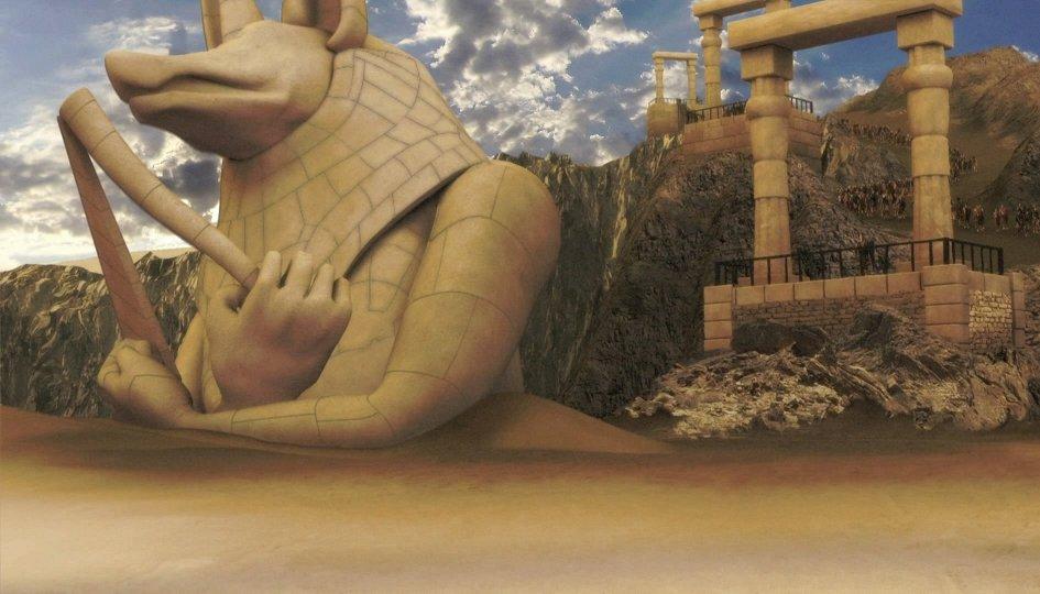 Кино: «Пески забвения»