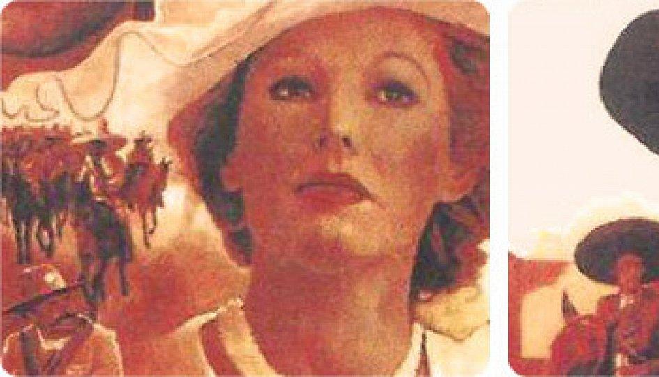 Кино: «Красные колокола: Мексика в огне»