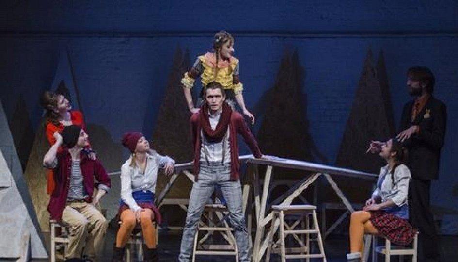 Театр: Рыжий. Честный. Влюбленный, Москва