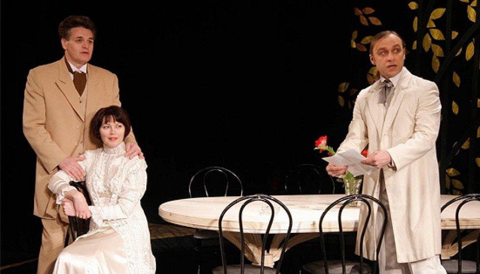 Театр: Гранатовый браслет