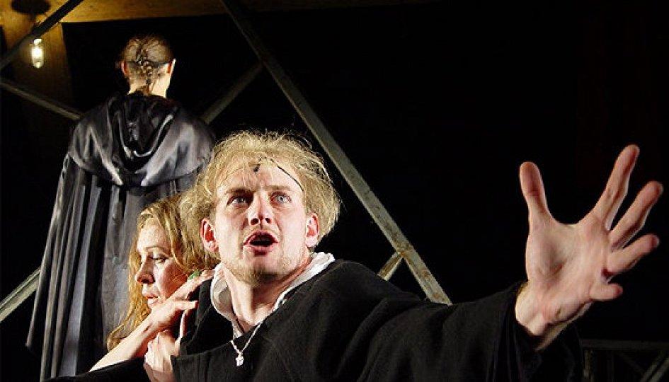 Театр: Мастер и Маргарита (Сны Ивана Бездомного)