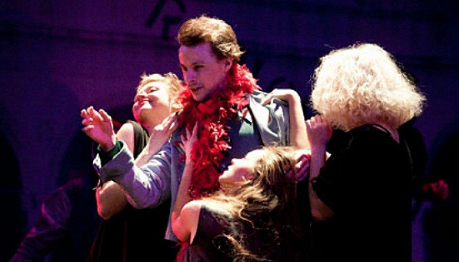 Театр: Ромео и Джульетта, Москва