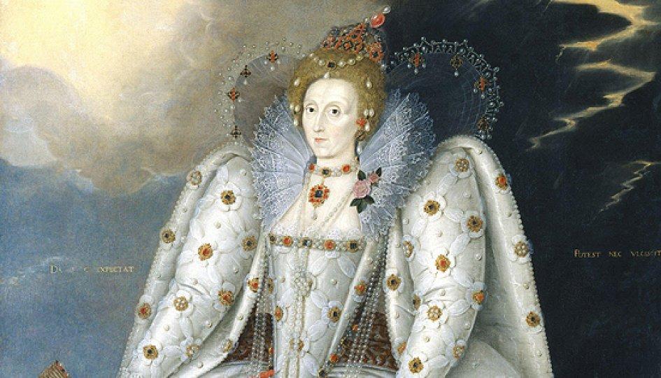 Выставки: От Елизаветы до Виктории. Английский портрет из собрания Национальной портретной галереи