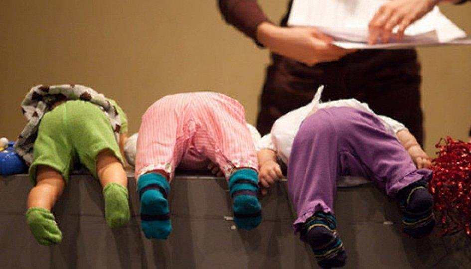 Нылка и Вылка в детском саду