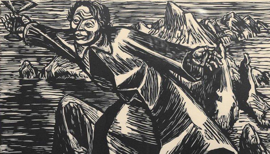 Выставки: Эрнст Барлах – Кете Кольвиц: Преодолевая существование. В диалоге с русскими современниками