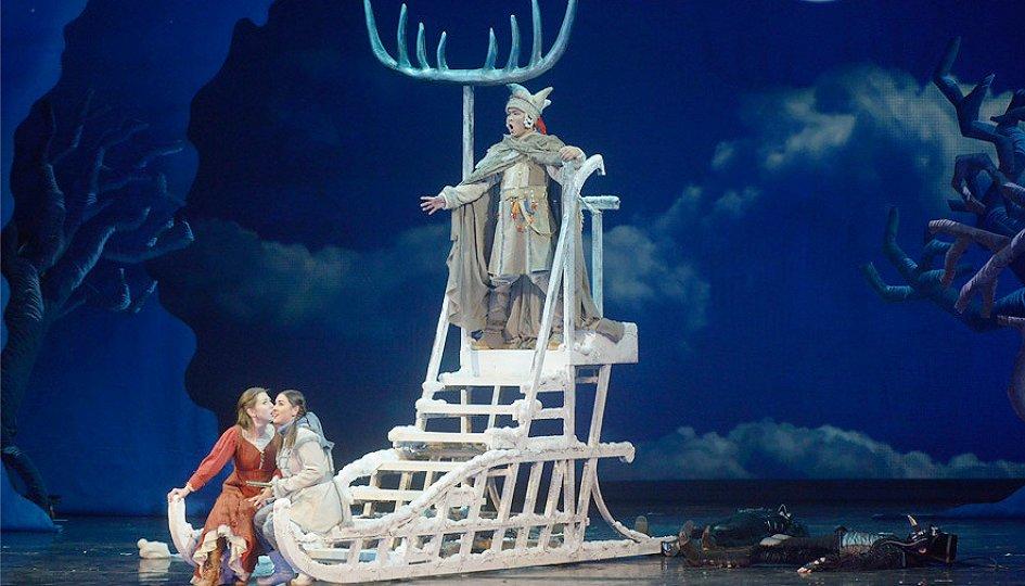 Театр: История Кая и Герды