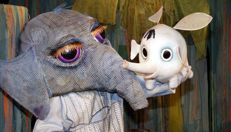 Театр: Сказки про слона Хортона, Москва