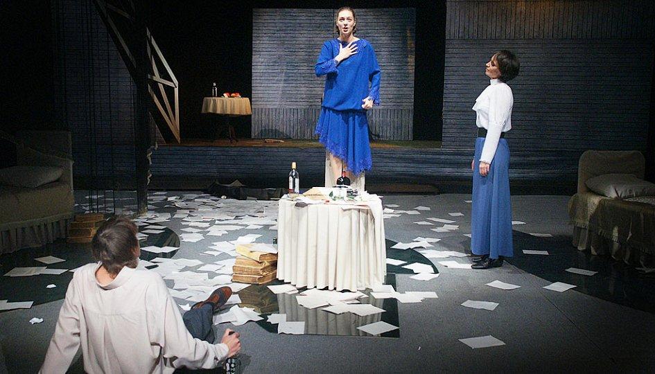 Театр: Понедельник после чуда