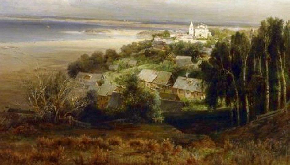Выставки: Русское искусство XIV–XX веков