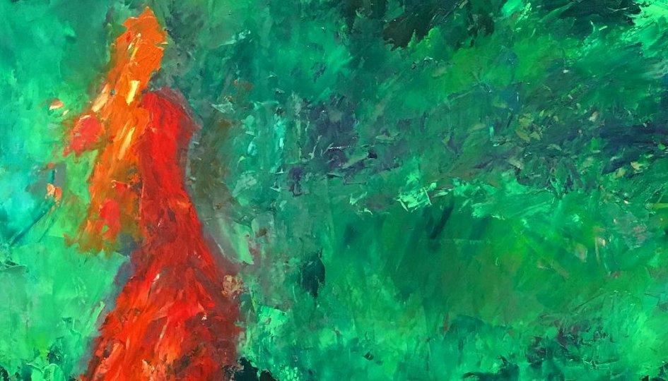 Выставки: Рахим. Эмоция цвета