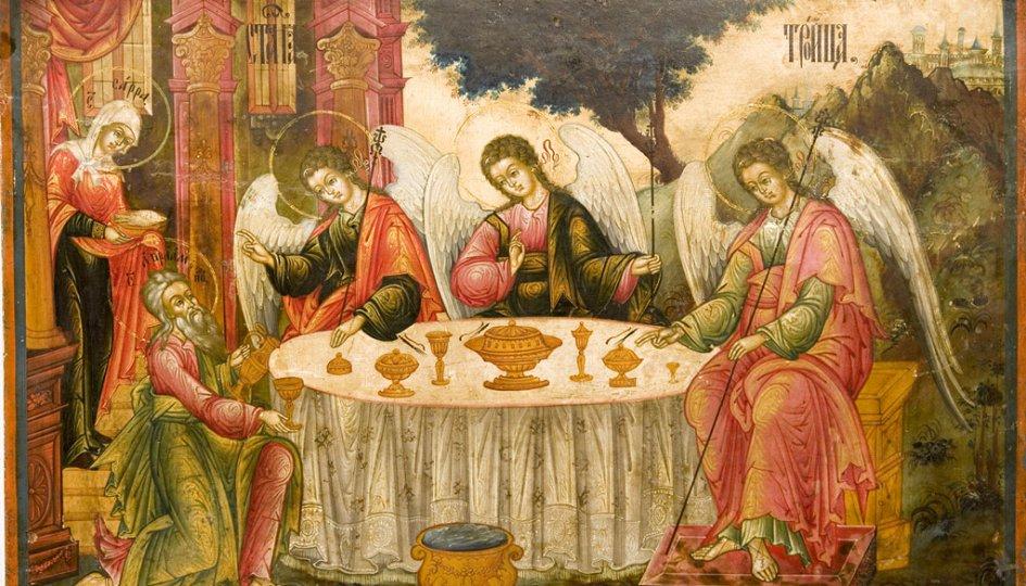 Выставки: Иконопись XVI–XX веков