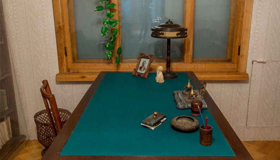 Выставки: Экспозиция Дома-музея Вересаева
