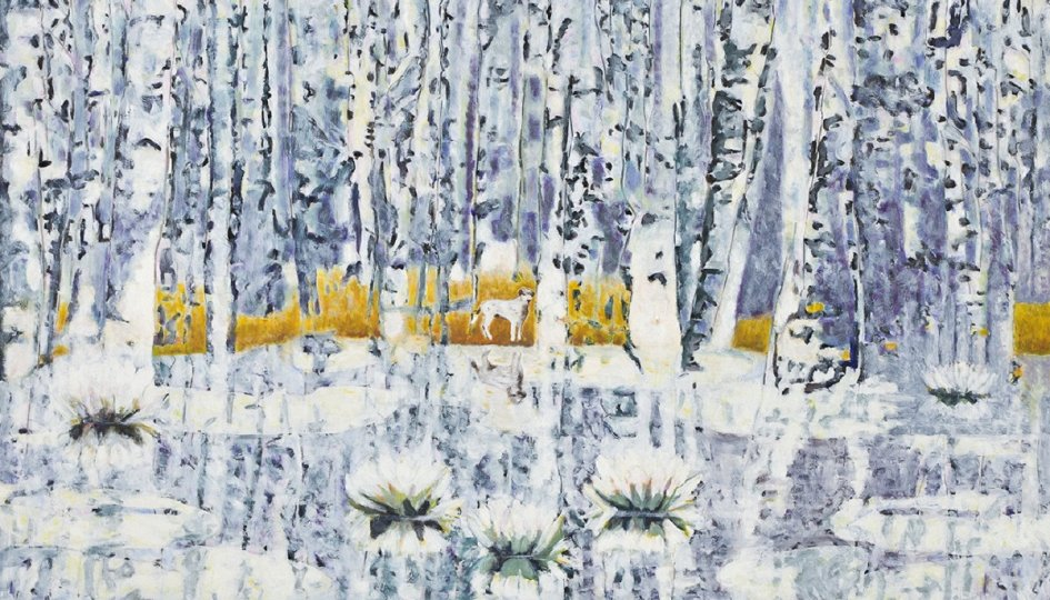 Выставки: Collection Biomus. О жизни, смерти и о деревьях