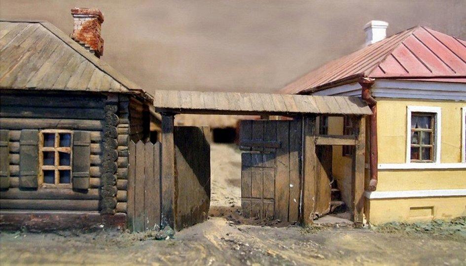 Выставки: К истории мемориальных никитинских мест