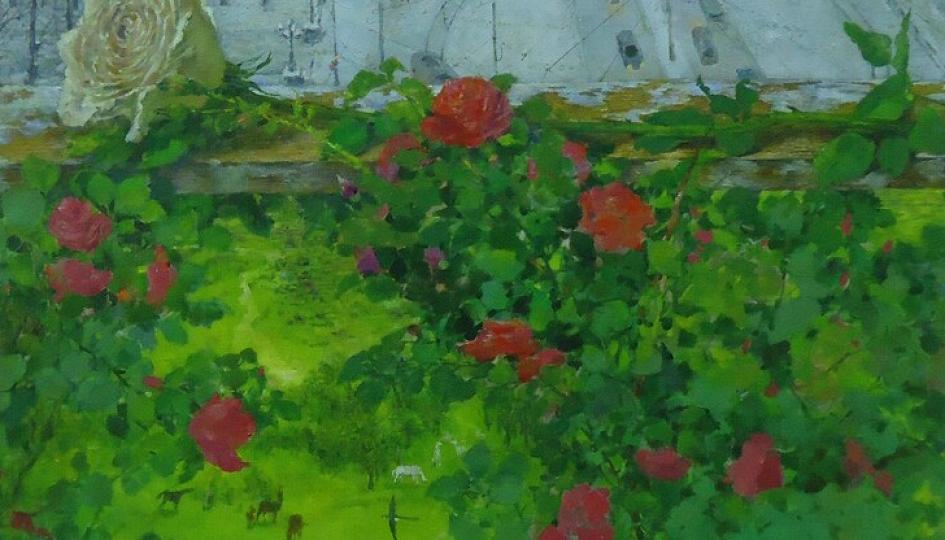 Выставки: Розовый бал