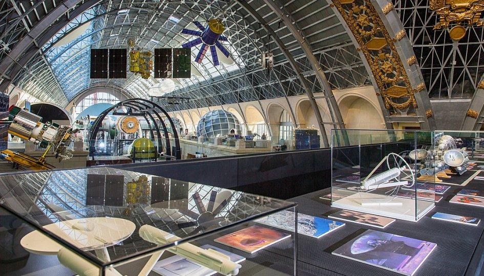 Выставки: Космонавтика и авиация