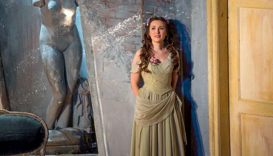 Театр: Баронесса Лили, Санкт-Петербург