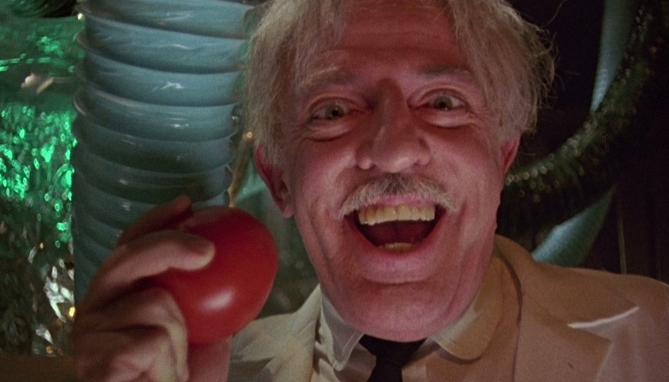 Кино: «Возвращение помидоров-убийц»