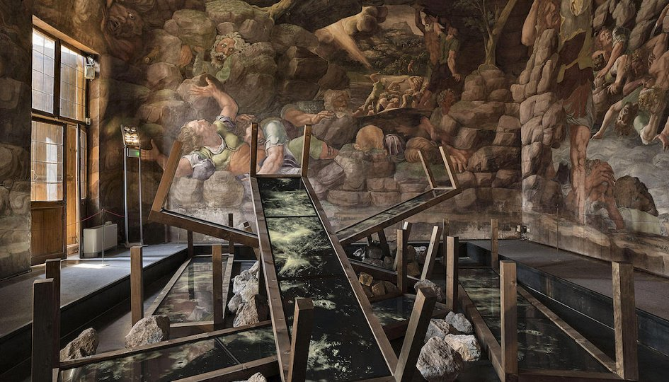 Выставки: Фабрицио Плесси. Душа камня