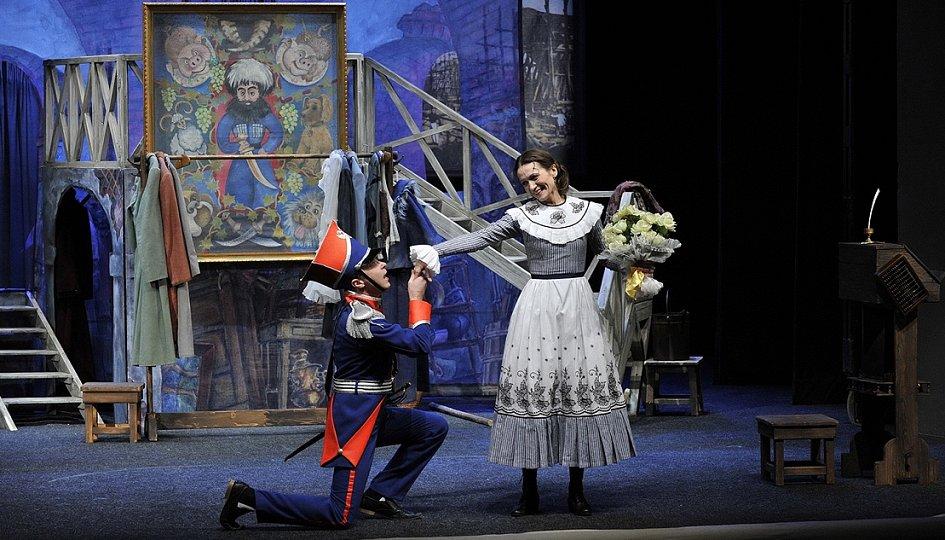 Театр: Беда от нежного сердца