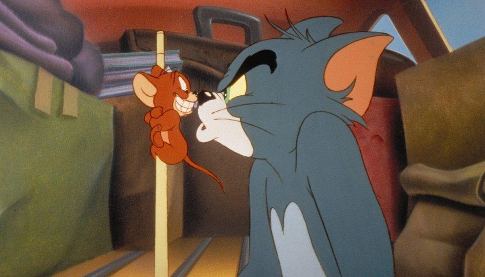 Кино: «Том и Джерри»