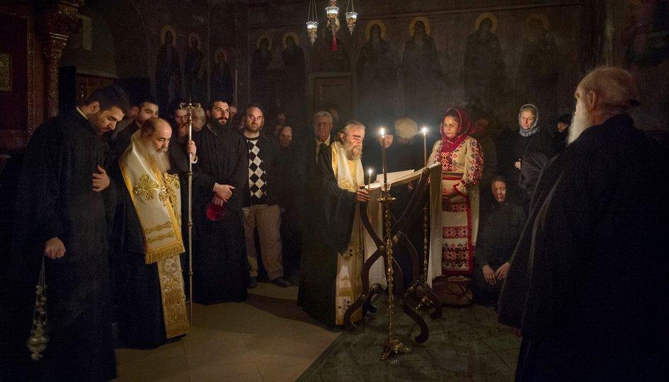 Выставки: Крепкая вера. Православие в Святой земле. Фотографии Дафны Таль