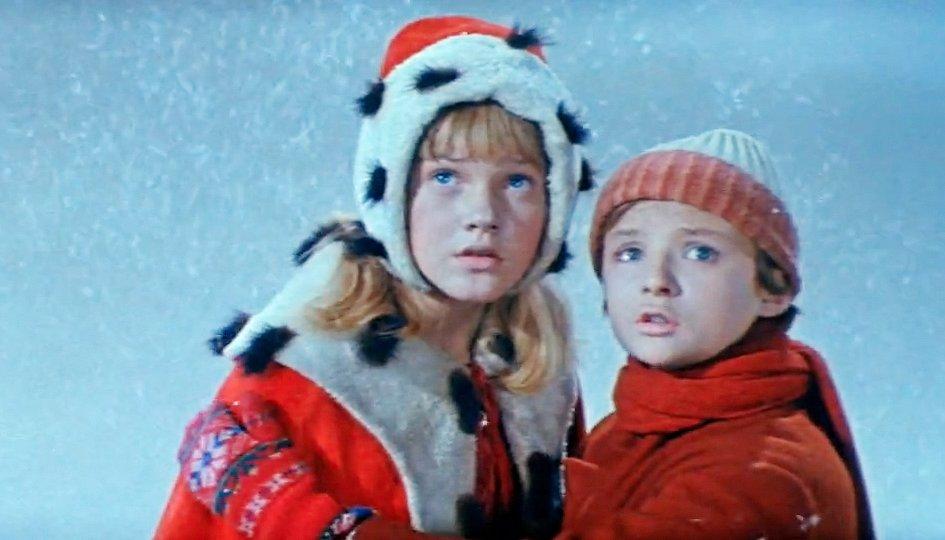 Кино: «Снежная королева»