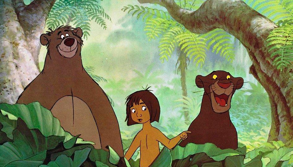 Кино: «Книга джунглей»