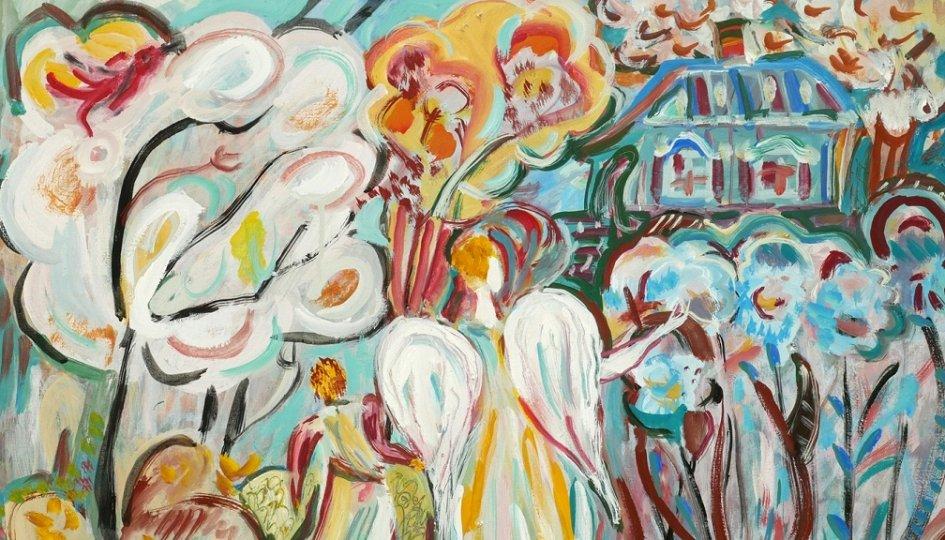 Выставки: Анна Рындина. Мой путь