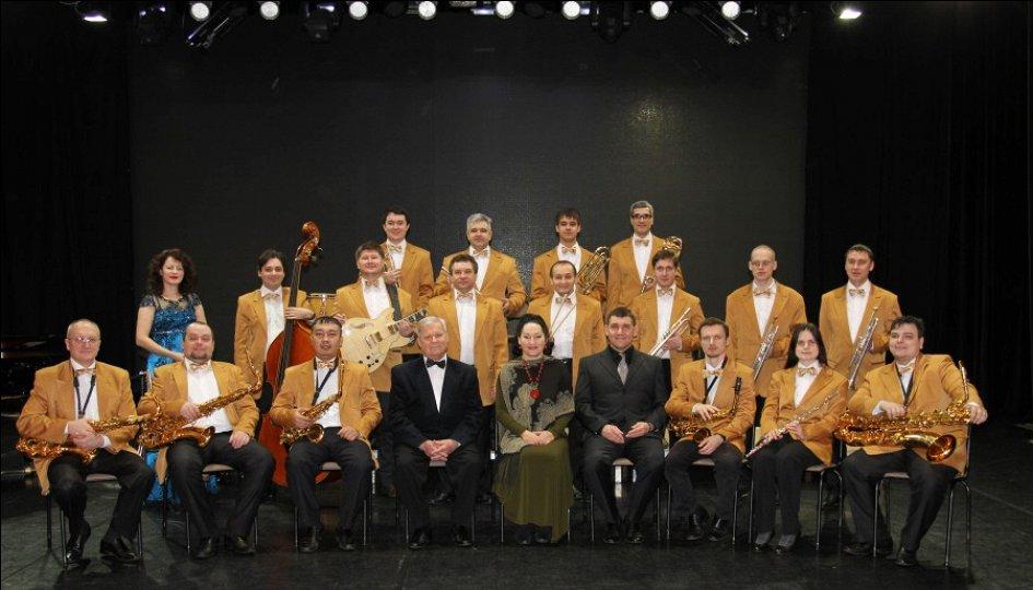 Концерты: «В джазе только танцы»: Филармонический джаз-оркестр РТ